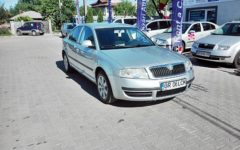 Skoda Superb IT-4