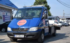 Mercedes Benz Sprinter Platforma IT-43